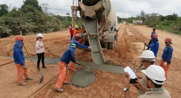 Trecho Anapu até Medicilândia - Ponte Jarucu