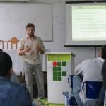 Coordenador do Programa de Educação Ambiental da BR-230/PA, Marcelo Caldeira