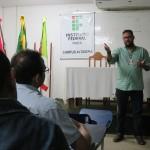 Analista de Infraestrutura de Transportes do DNIT, Paulo Fontes
