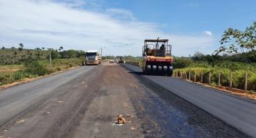 Obras de Encabeçamento das Pontes na BR-230/PA