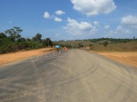 Obras Trecho Divisa Tocantins / Pará