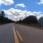 Pavimento e sinalização Trecho Itupiranga/Novo Repartimento